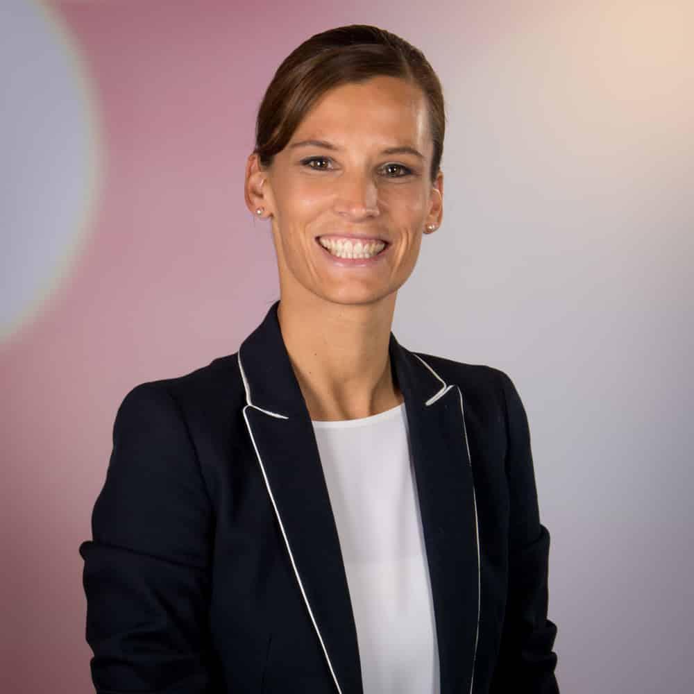 Portrait von Andrea Flühmann