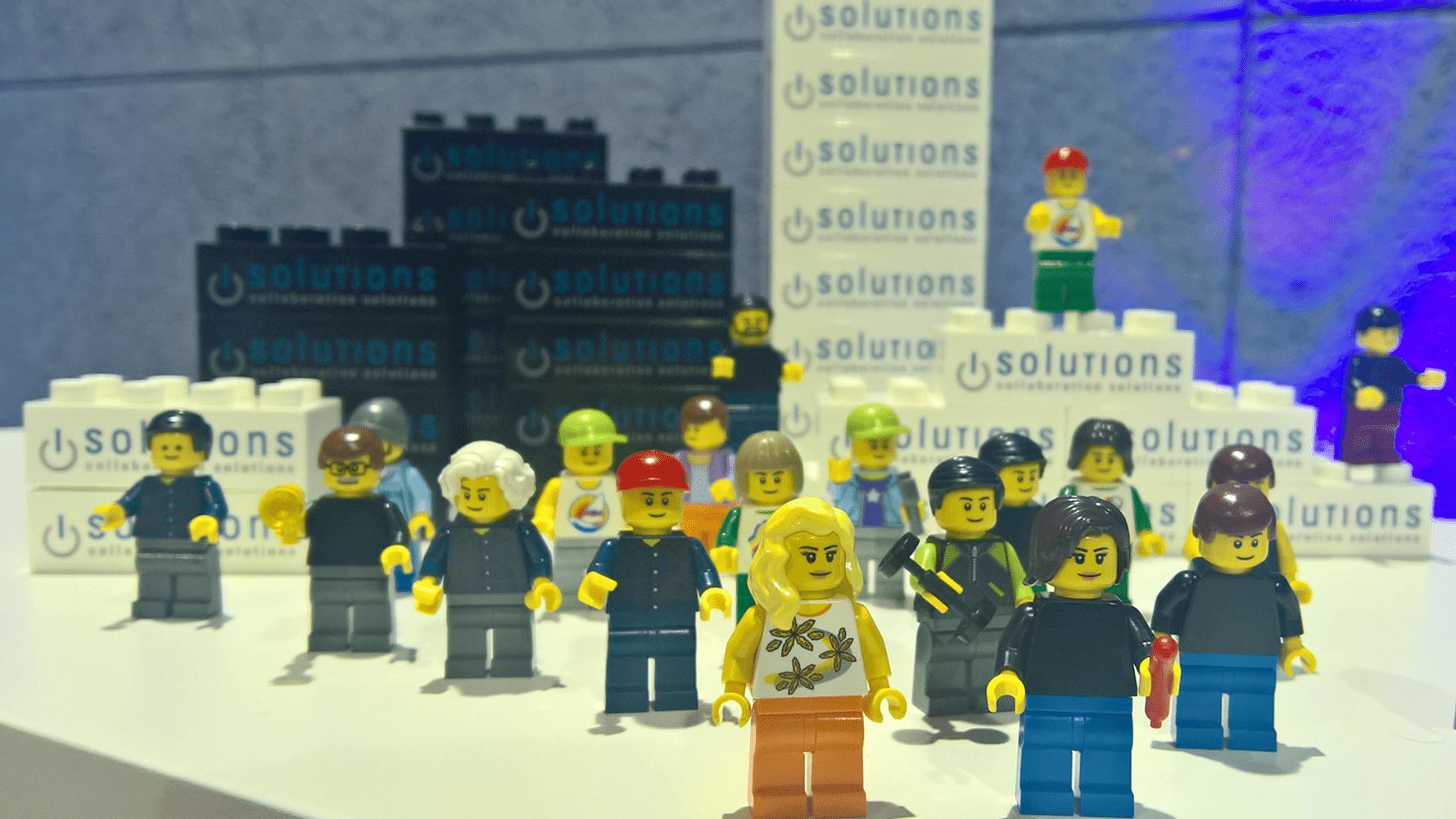 Tech Days 2017 Lego