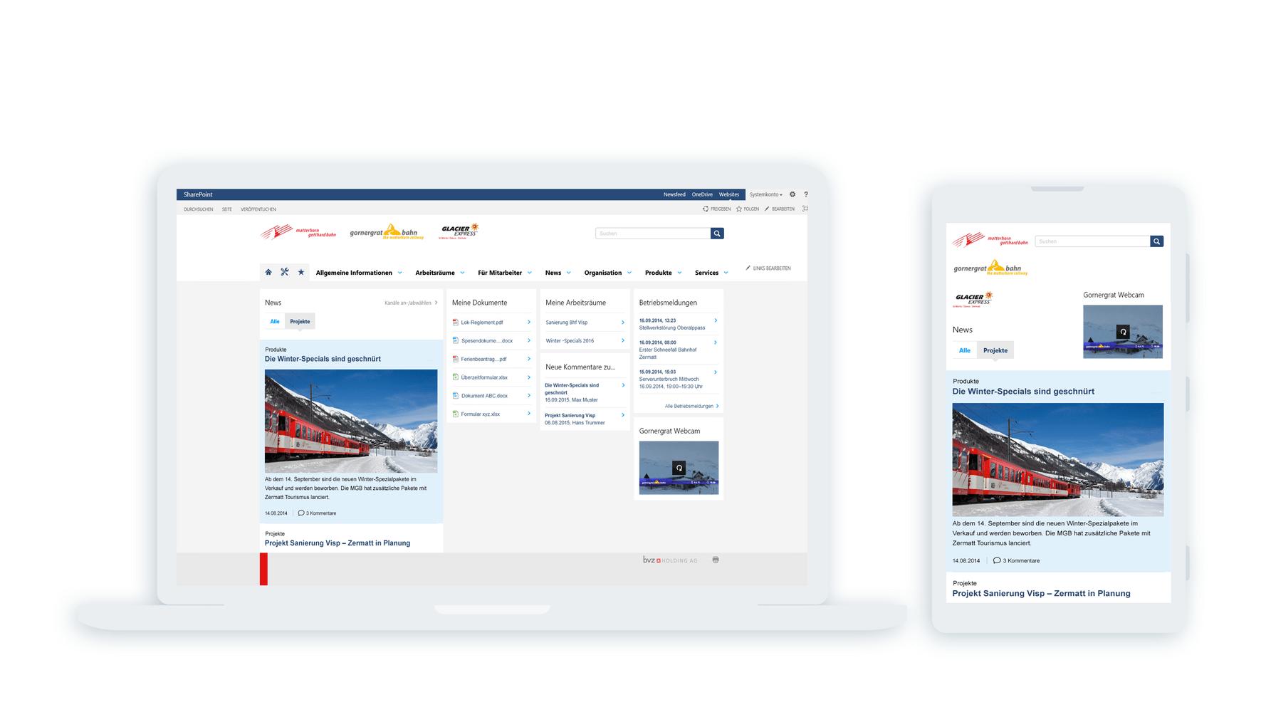 Screenshott Lösung Matterhorn Gotthard Bahn