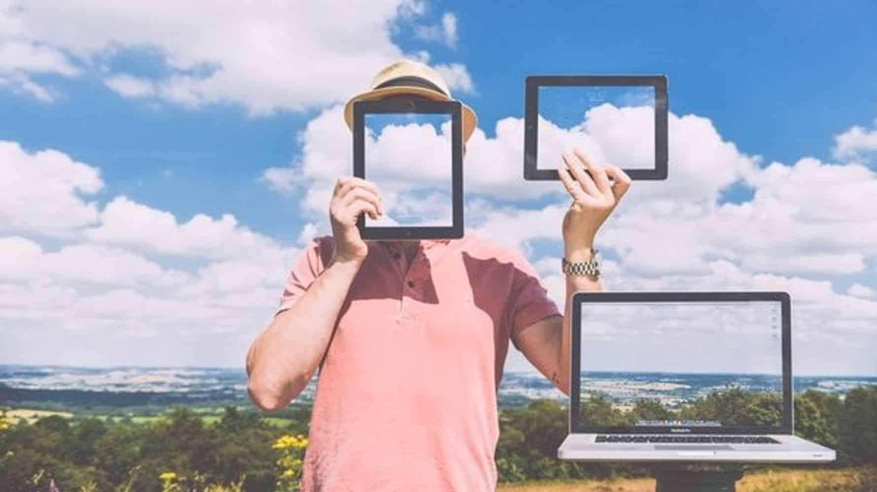 Titelbild Digitalisierung in der Praxis