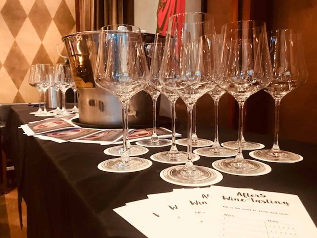 After5-Wine Tasting in Zürich