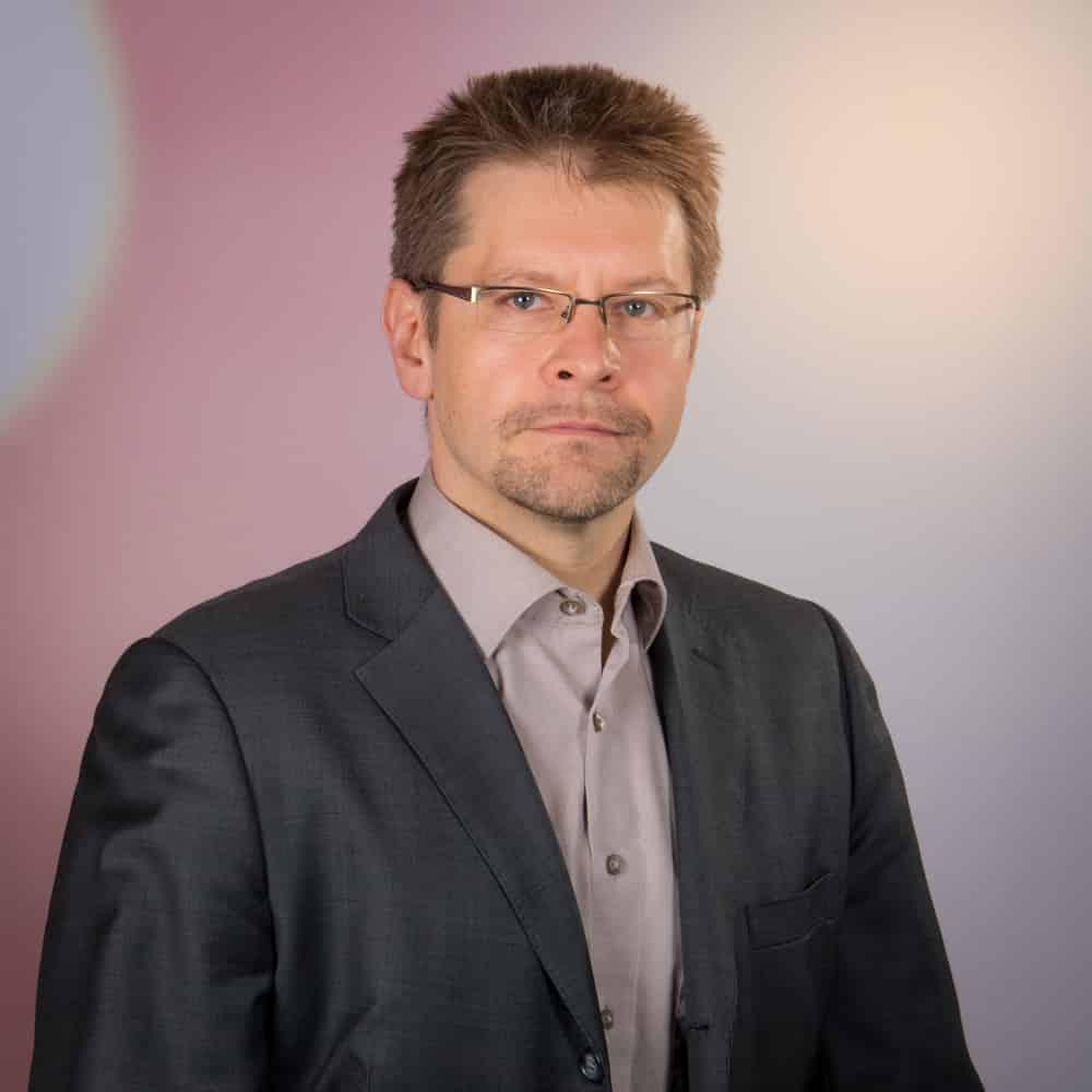 Portrait von Maxim Gross