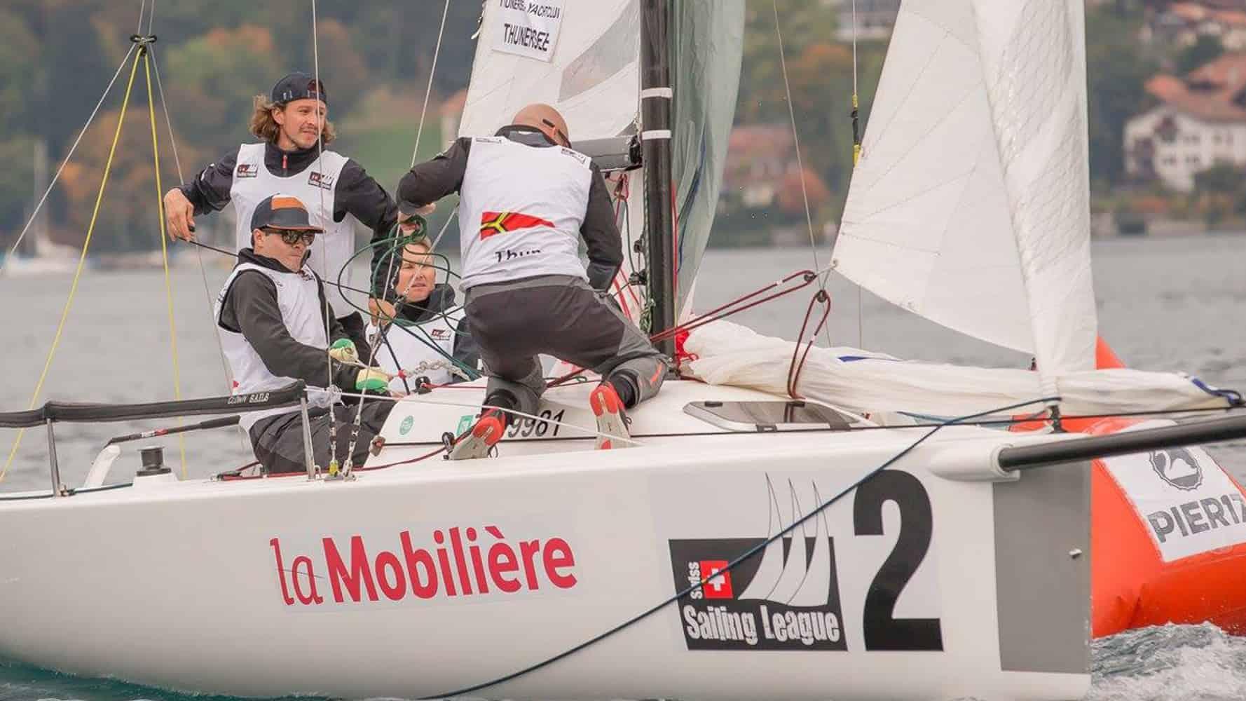 Vincenz Unkel - Sailing