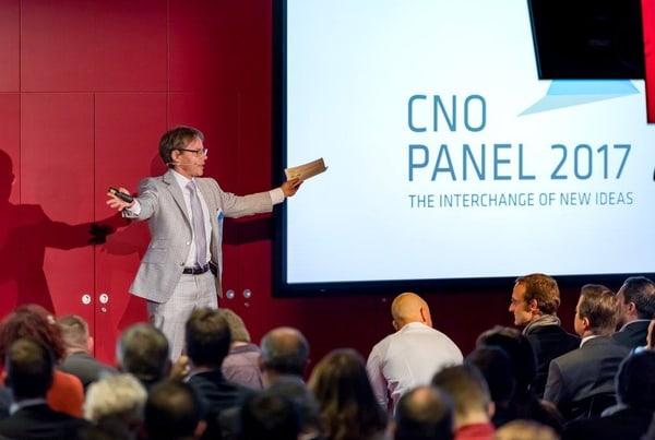 Bühne CNO Panel 2017