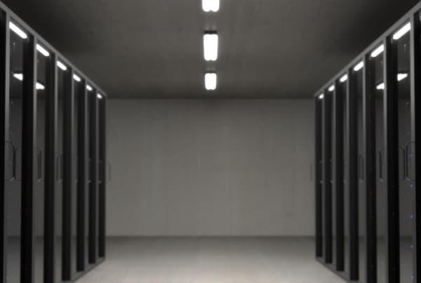 Bild eines Datenzenters